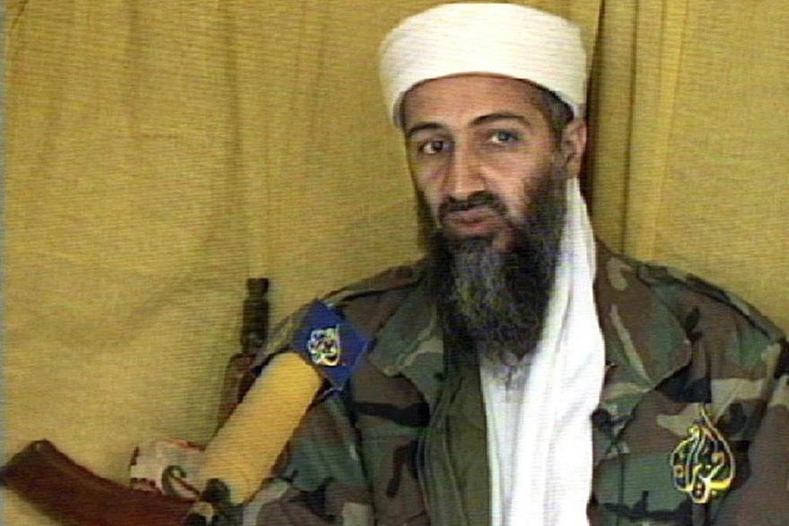 Osama Bin Laden, líder de la red terrorista Al Qaeda. (Foto: Hemeroteca PL)