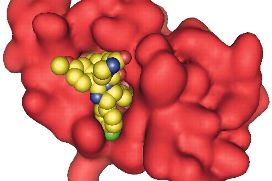 Imagen de Nutlin-3 es actualmente objeto de un ensayo clínico de fase 1 para tratar un tumor raro del ojo, el retinoblastoma. (Foto Prensa Libre, tomada de PNAS)