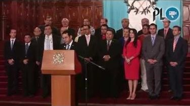 Avala reformas electorales