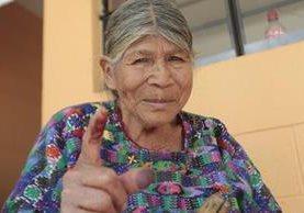 Los guatemaltecos ansían un país sin corrupción. (Foto Prensa Libre: Erick Ávila=