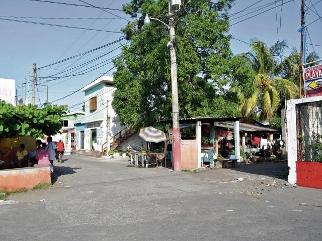 Una de  las áreas que   supuestamente fue vendida por la Cooperativa Hawái, en Iztapa, Escuintla.