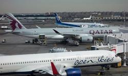 Las aerolíneas tienen 96 horas para aplicar la orden. (Foto Prensa Libre: AFP)