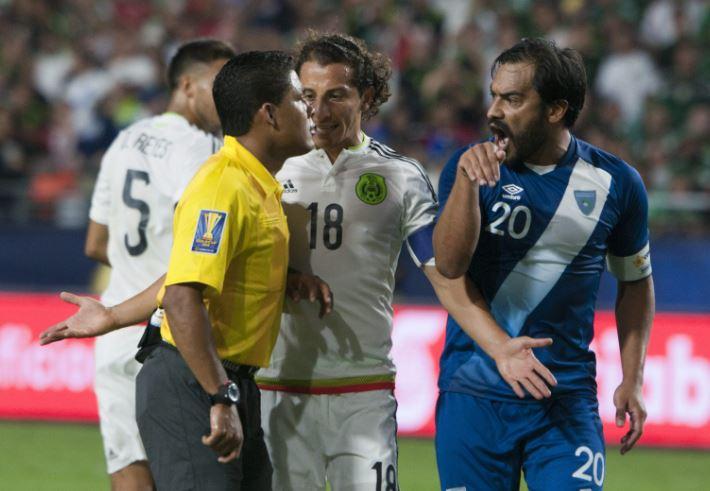 Guatemala empató con México sin goles en la Copa Oro 2015. (Foto Prensa Libre).