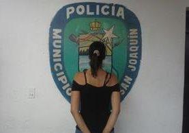 La madre del menor fue capturada por la Policía de Libertador, Venezuela. (Foto Prensa Libre: Alcaldía de Guacara)