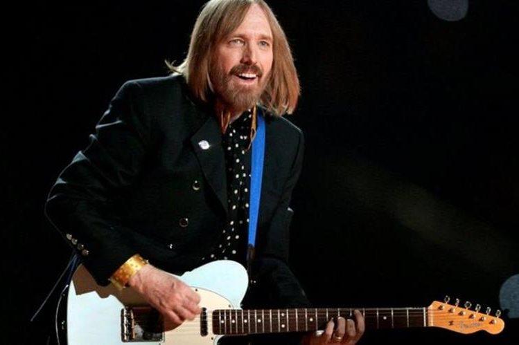 """Durante su carrera, tanto en solitario como al frente de The Heartbreakers, Tom Petty logró su objetivo de """"dejar algún tipo de marca en la música"""". (Reuters)"""