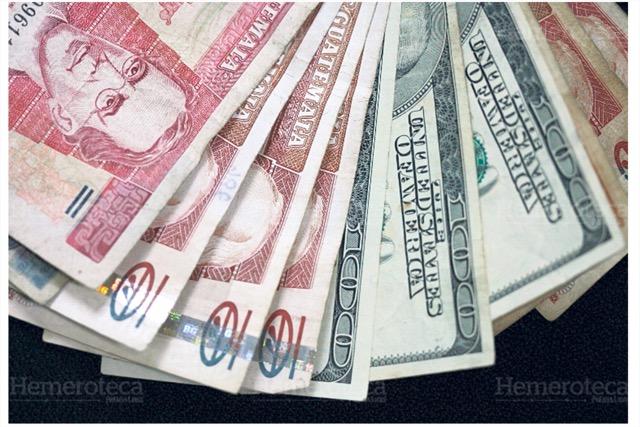 La paridad del quetzal con el dólar fue posible en los años 1970. Actualmente, el cambio fue liberado. (Foto: Hemeroteca PL)