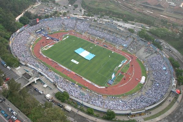 El ancho de la caverna es similar al tamaño del estadio Doroteo Guamuch Flores. (Foto: Hemeroteca PL)
