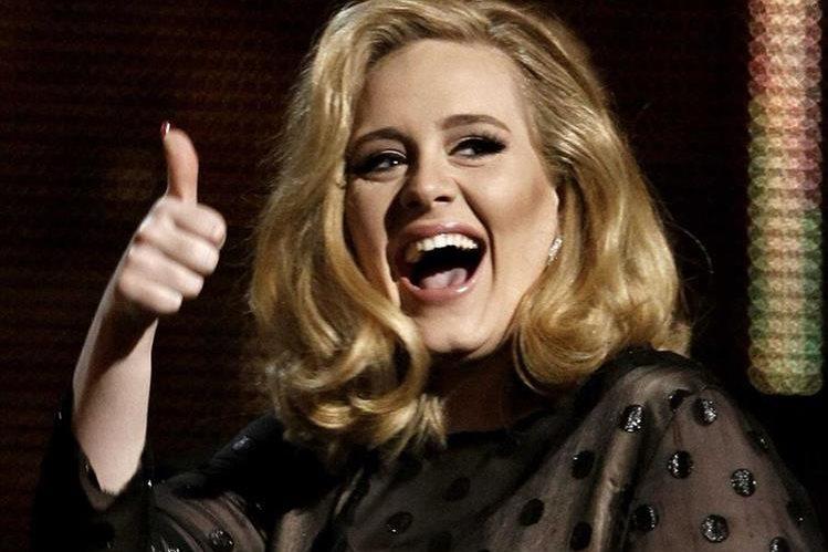 Adele es la autora de este segundo sencillo. (Foto Prensa Libre: Hemeroteca PL)