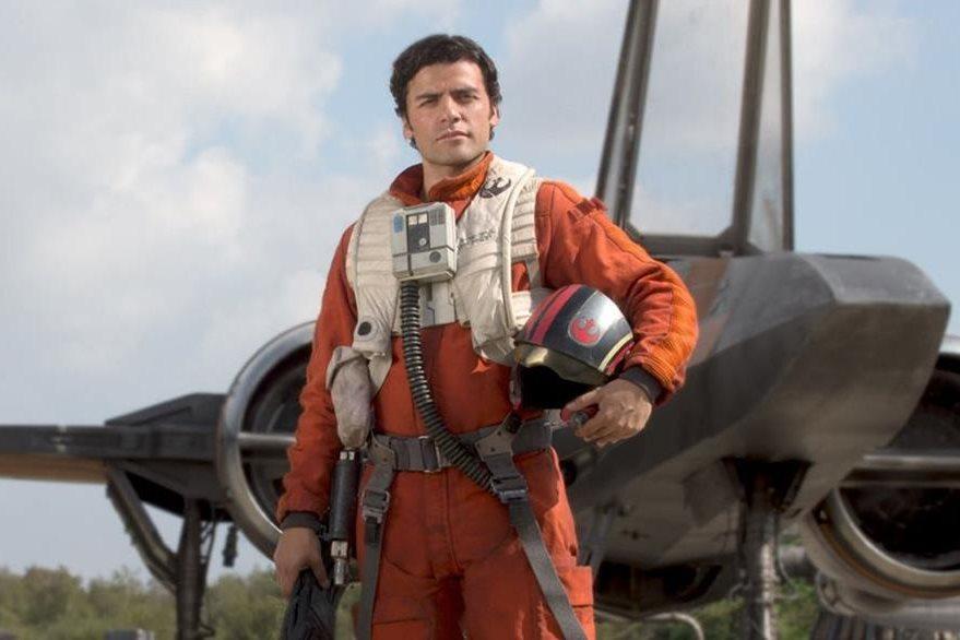 Isaac fue parte del elenco de Star Wars: The Force Awakens (2015). (Foto Prensa Libre: Hemeroteca PL).