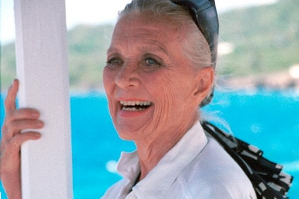 <p>La actriz Patrice Wymore falleció a los 87 años (Foto Prensa Libre: AP).</p>