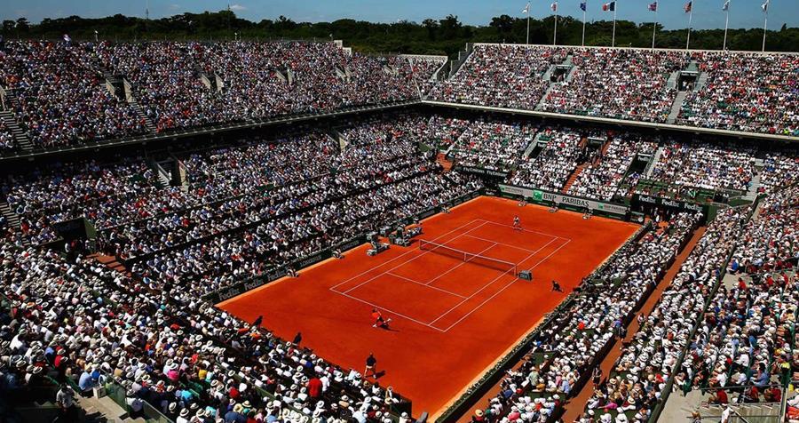 El Roland Garros es de los torneos de tenis más importantes y de prestigio a nivel mundial. (Foto Prensa Libre: Hemeroteca)