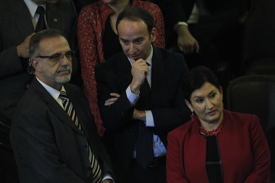 MP, Cicig y PDH han seguido de cerca la discusión de los diputados en torno a la reforma.