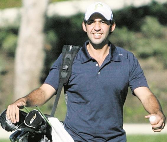 José Pablo Rolz, reciente jugador profesional de Golf. (Foto: Hemeroteca PL)