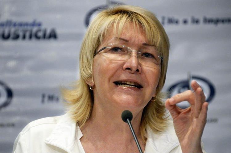 Supremo venezolano se reúne para debatir solicitud de enjuiciamiento a fiscal
