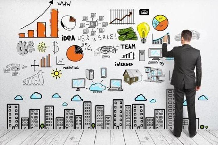 Existen varias opciones para poder emprende un negocio. (Foto Prensa Libre: elconfidencial.com)