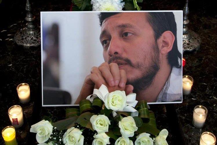 <em>Ruben Espinosa, fotoperiodista asesinado en México. (Foto Prensa Libre: AP).</em>