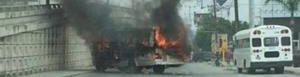 Caos se vivió en Reynosa.