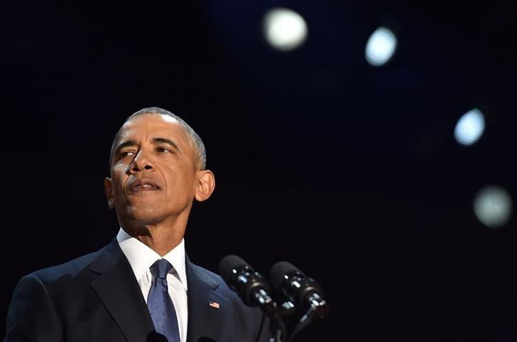 Obama: Negar al cambio climático es traicionar futuras generaciones.