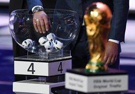 Rusia comenzó a vivir la emoción del futbol con el sorteo de grupos