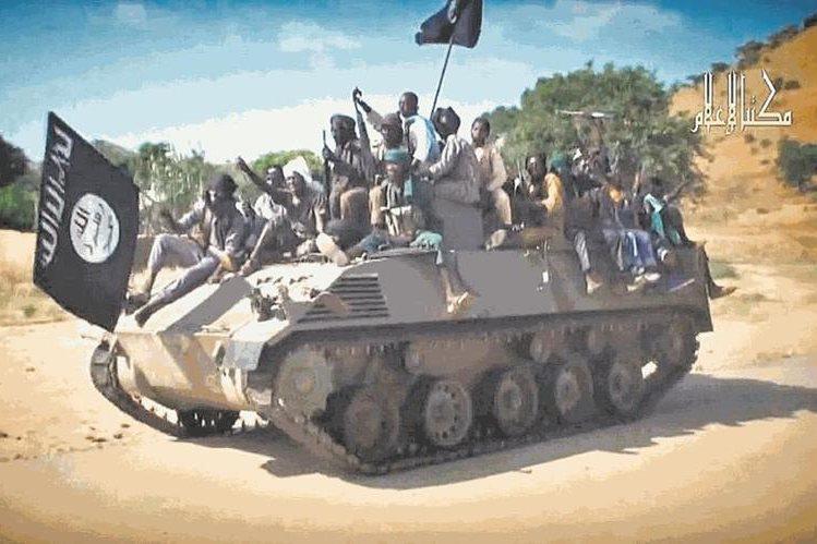 Boko Haram propaga el terror en Nigeria. (Foto Hemeroteca PL)