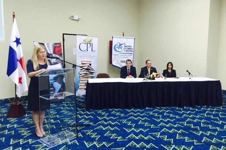 La Feria del Libro en Panamá abarcó temas de la protección intelectual de las obras de los autores en Latinamérica. (Foto Prensa Libre: FB Feria del libro de Panamá)