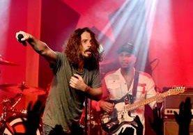 Chris Cornell durante una presentación del 20 de enero de 2017 en Los Ángeles, California. (Foto Prensa Libre: AFP)