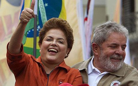 <em>Dilma Rousseff y Luiz Inácio Lula da Silva son señalados de corrupción.</em>