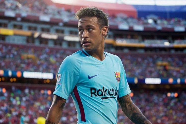 Neymar se uniría al PSG tras gira por Asia