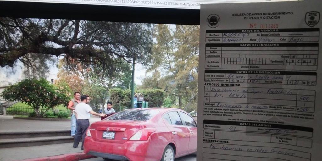 Concejal de Quetzaltenango debe pagar Q500 de multa