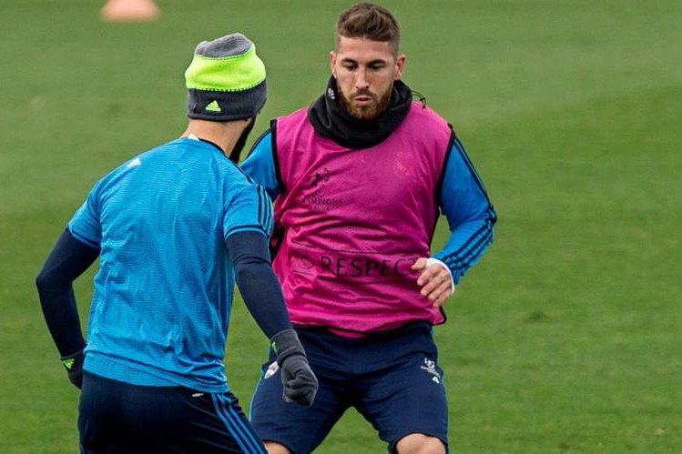 Sergio Ramos es un pilar en la defensa del Real Madrid. (Foto Prensa Libre: Hemeroteca)