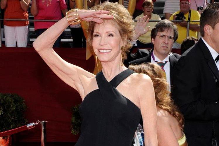"""El programa Mary Tyler Moore Show, fue calificado como uno de los 17 que """"cambiaron la televisión"""".(Foto Prensa Libre: AP)"""