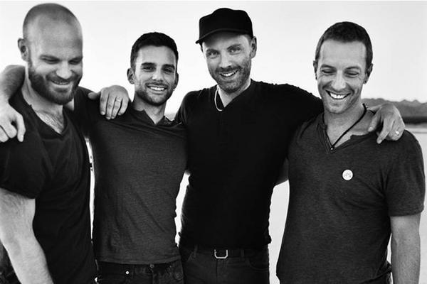 """<p>Coldplay es una de las bandas que participan en el proyecto.<br _mce_bogus=""""1""""></p>"""