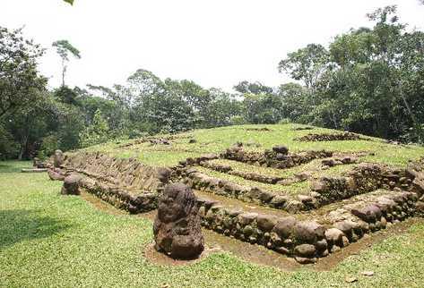 Takalik Abaj es un destino arqueológico.