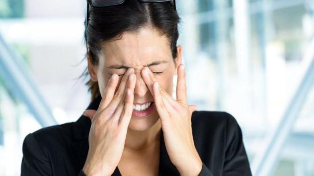El síndrome del edificio enfermo provoca irritación en los ojos, nariz y garganta. (DIRIMA)