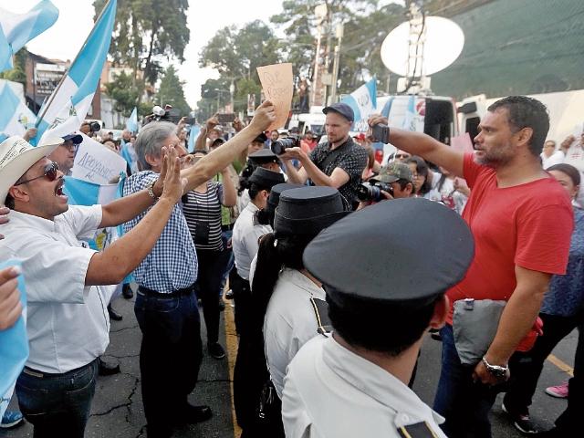 El conflicto que se ha generado por haber declarado non grato a Iván Velásquez, ha generado desgaste a todo nivel.