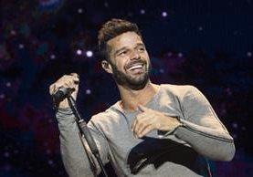 Ricky Martin dio un adelanto de su cuerpo para privilegio de algunas de sus seguidoras y seguidores (Foto Prensa Libre: Archivo).