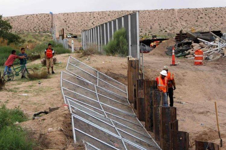 Donald Trump: Sin muro no hay DACA
