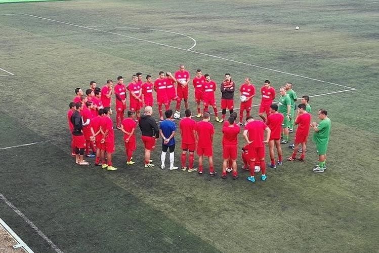 Los jugadores de Deportivo Petapa buscan darle la vuelta a la página y reencontrarse con el triunfo en el Julio Armando Cóbar. (Foto Prensa Libre: Twitter Petapa)