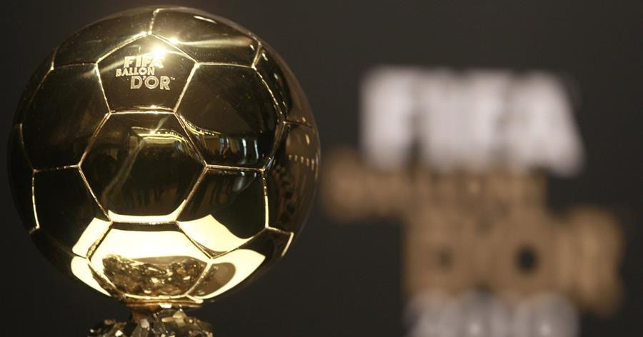 El ganador del balón de oro se conocerá el próximo lunes a las 13 horas en horario de Guatemala. (Foto Prensa Libre: Hemeroteca)