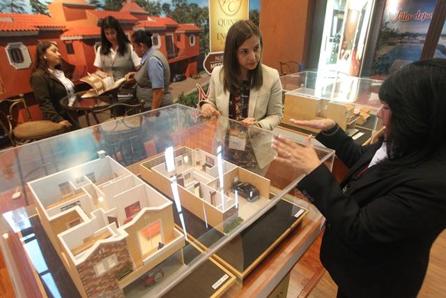 Las exposiciones o ferias son una buena opción para encontrar casas a costos más bajos. (Foto Prensa Libre: Hemeroteca PL)