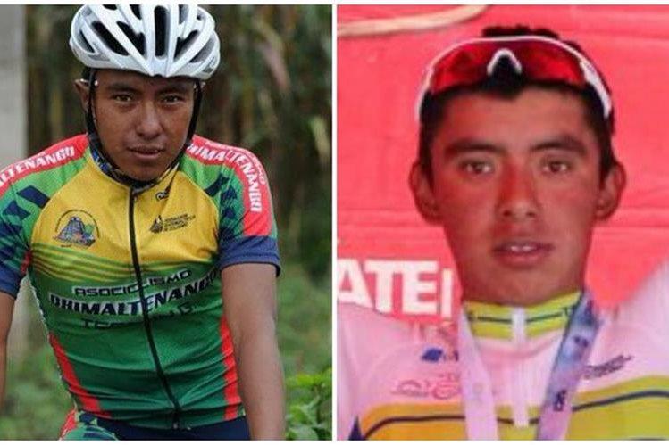 Gerson y Fredy Toc Xon, ciclistas guatemaltecos. (Foto Prensa Libre: Hemeroteca PL)