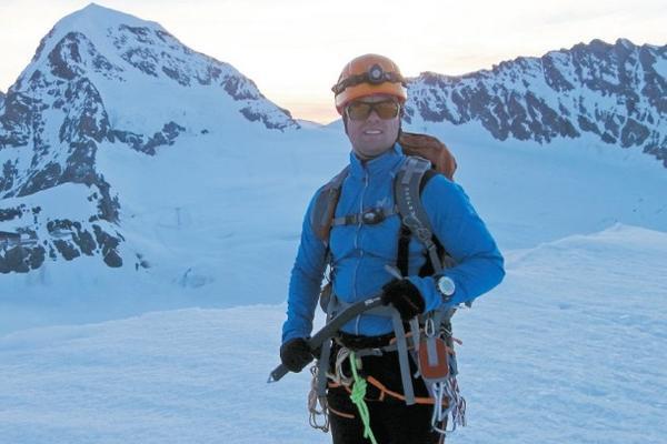 """<p>Alejandro Paiz K. planea batir el récord mundial de alpinismo para una persona con trasplante de riñón (Foto: cortesía de Alejandro Paiz K.).<br _mce_bogus=""""1""""></p>"""