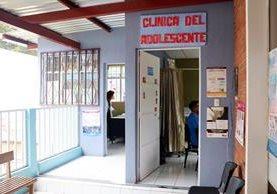 En la clínica de atención a la víctima del HRO, ha activado 59 casos de abuso sexual. (Foto Prensa Libre: Carlos Ventura)