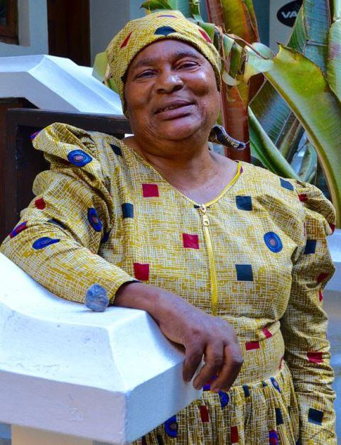 Pili Hussein es ahora una empresaria de éxito. UN WOMEN/DEEPIKA NATH