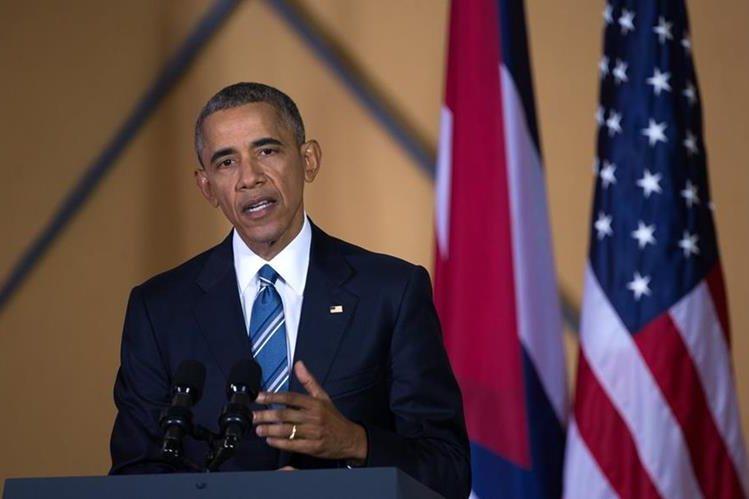 Economía de Estados Unidos es estable, asegura el presidente Barack Obama.