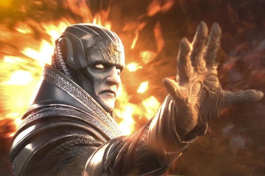 Óscar Isaac dio vida al villano en el filme X-Men: Apocalipsis (2015). (Foto Prensa Libre: Hemeroteca PL).