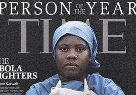 Salome Karwah contrajo el ébola pero sobrevivió.