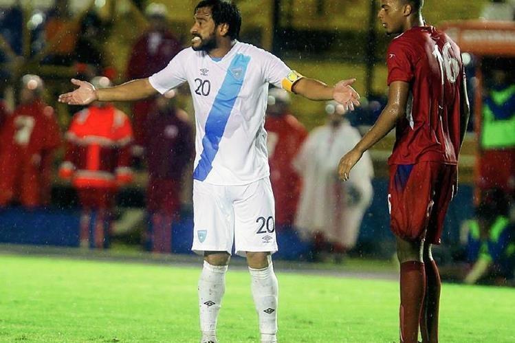 La Selección Nacional de futbol podría tener un amistoso en noviembre ante España, en territorio guatemalteco (Foto Prensa Libre: Hemeroteca PL)
