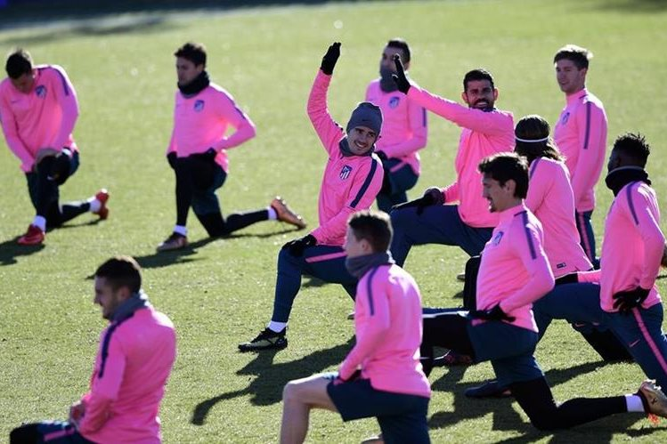 Chelsea elimina el Atlético Madrid — Champions League