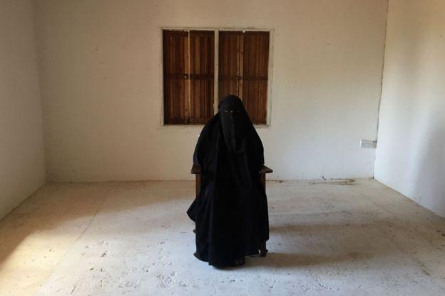 Salama Ali puso al descubierto el drama de la esclavitud sexual a la que son sometidas muchas mujeres keniatas.